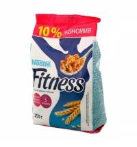 Готовый завтрак Fitness хлопья из цельной пшеницы 250г, пакет