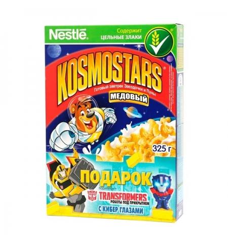 фото: Готовый завтрак Kosmostars медовые звездочки и луны 325г