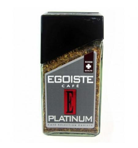 фото: Кофе растворимый Egoiste Platinum 100г стекло