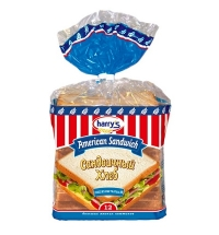 Хлеб Harry's Пшеничный 470г