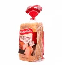 Хлеб Хлебный Дом Тостовый 500г, в нарезке