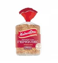 Хлеб Хлебный Дом Геркулес зерновой 250г,в нарезке