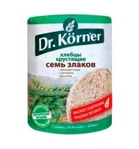 Хлебцы Dr.korner 7 злаков 100г