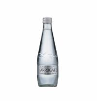 Вода питьевая Harrogate газ стекло, 330мл