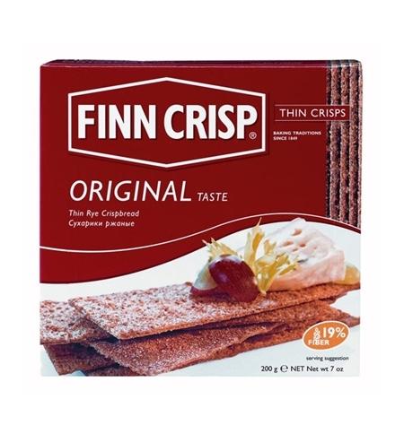 фото: Хлебцы Finn Crisp ржаные 200г