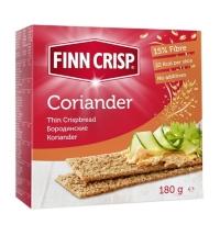 Хлебцы Finn Crisp с кориандром 180г