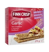 Хлебцы Finn Crisp с чесноком 175г