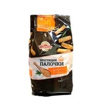 Хлебные палочки Аладушкин Кунжутные 220г