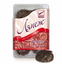 Зефир Нева Лянеж в шоколаде 450г