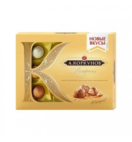 фото: Конфеты Коркунов ассорти в молочном шоколаде 110г
