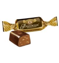 Конфеты фасованные Бабаевский Оригинальные 200г фундук какао