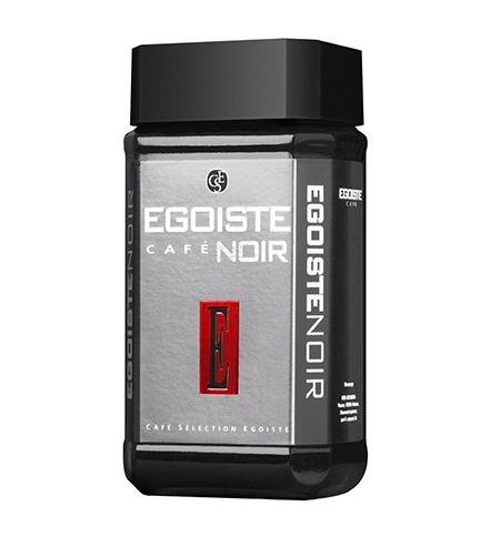 фото: Кофе растворимый Egoiste Noir 100г стекло