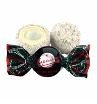 Конфеты фасованные Сладкий Орешек Марсианка кокосовый пудинг 200г пакет
