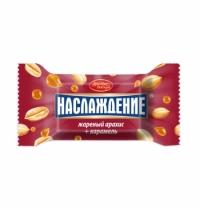 Конфеты фасованные Красный Октябрь Наслаждение арахис-карамель 500г