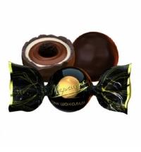 Конфеты фасованные Сладкий Орешек Марсианка три шоколада 200г., пакет