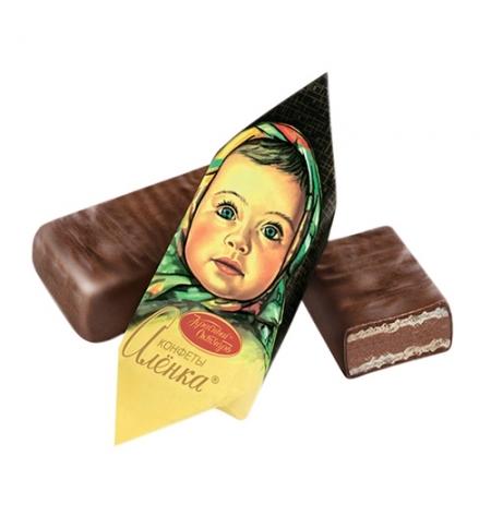 фото: Конфеты фасованные Красный Октябрь Аленка шоколадные 500г