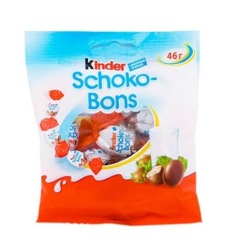фото: Конфеты фасованные Kinder Choco-Bons 46г