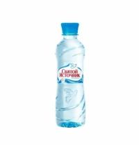 Святой Источник 0,33 л, негазированная вода, ПЭТ