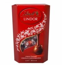 Конфеты Lindt Lindor молочный крем 200г