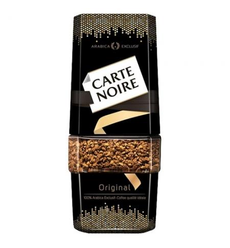 фото: Кофе растворимый Carte Noire Original 190г стекло