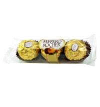 Конфеты Ferrero Rocher 37.5г х 3шт