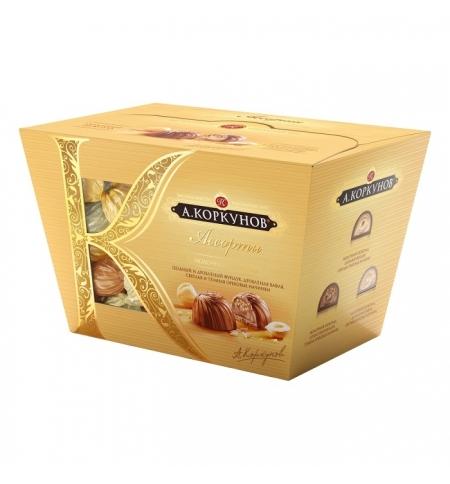 фото: Конфеты Коркунов ассорти в молочном шоколаде 137г