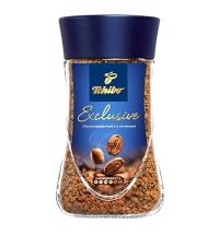 Кофе растворимый Tchibo Exclusive 190г стекло