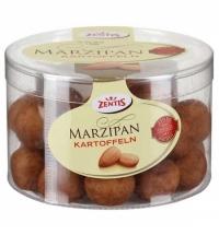Конфеты Zentis марципан картошка 250г