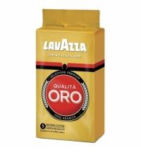 Кофе молотый Lavazza Qualita Oro 250г пачка