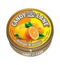 Карамель Candy Lane апельсин и лимон 200г