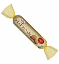 Марципан Zentis батончик в шоколаде 100г