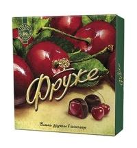 Конфеты Фруже Вишня в шоколаде 110г