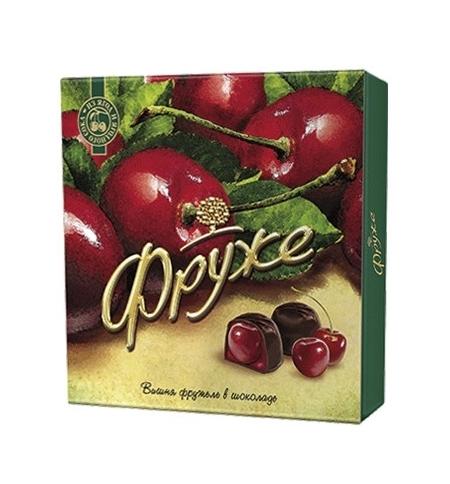 фото: Конфеты Фруже Вишня в шоколаде 110г