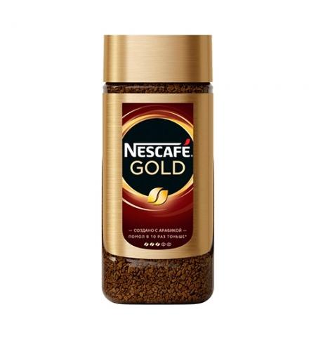 фото: Кофе растворимый Nescafe Gold 95г стекло