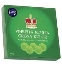 Мармелад Fazer Green Jellies 500г