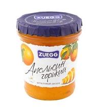 Конфитюр Zuegg Из горького апельсина 330г