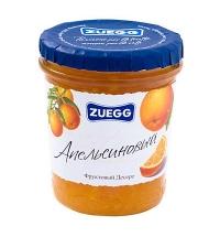 Конфитюр Zuegg Из апельсина 330г