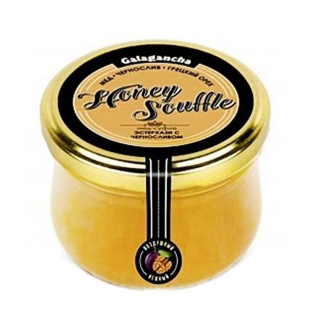 фото: Мед Galagancha Honey Scuffle Эстерхази с черносливом 220г