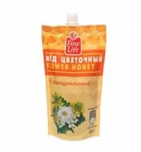 Мед Fine Life цветочный 350г