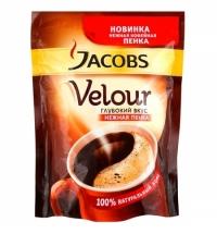 Кофе растворимый Jacobs Monarch Velour 140г пакет