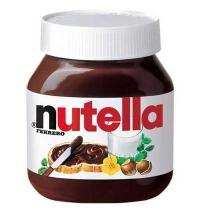 Паста Nutella шоколадная 630г