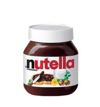 Паста Nutella шоколадная 180г