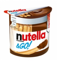 Паста Nutella &Go с печеньем 52г
