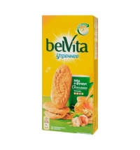 Печенье Belvita Утреннее медовое с орехами 225г