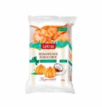 Печенье Lekras Бельгийское кокосовое пирамидки 200г
