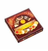 Печенье Бискотти Ассорти 9 видов 345г