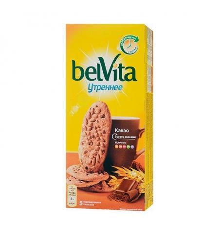 фото: Печенье Belvita Утреннее с какао 225г