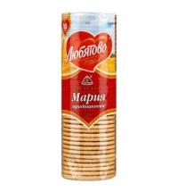 Печенье Любятово Мария 180г