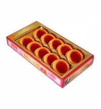 Печенье Бискотти с вишневым мармеладом 235г