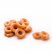Печенье Баттерфляй Хрустящие колечки с сахаром 1кг